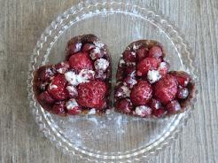 Des idées de recettes pour fêter la St Valentin