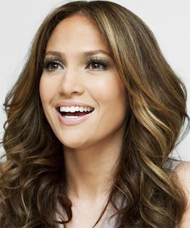 Jenifer Lopez - rahasia rambut kinclong