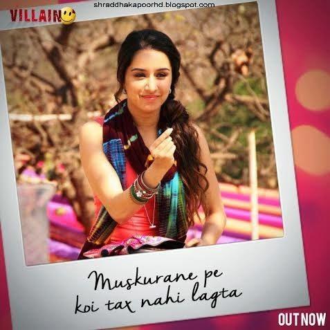Shraddha Kapoor's EK Villain Famous Dialogues | Shraddha Kapoor All HD ...