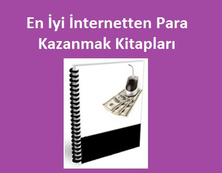 En İyi İnternetten Para Kazanmak Kitapları
