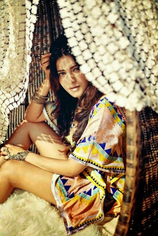 Shruti Haasan Photo Shoot for Shoppers Stop Photo