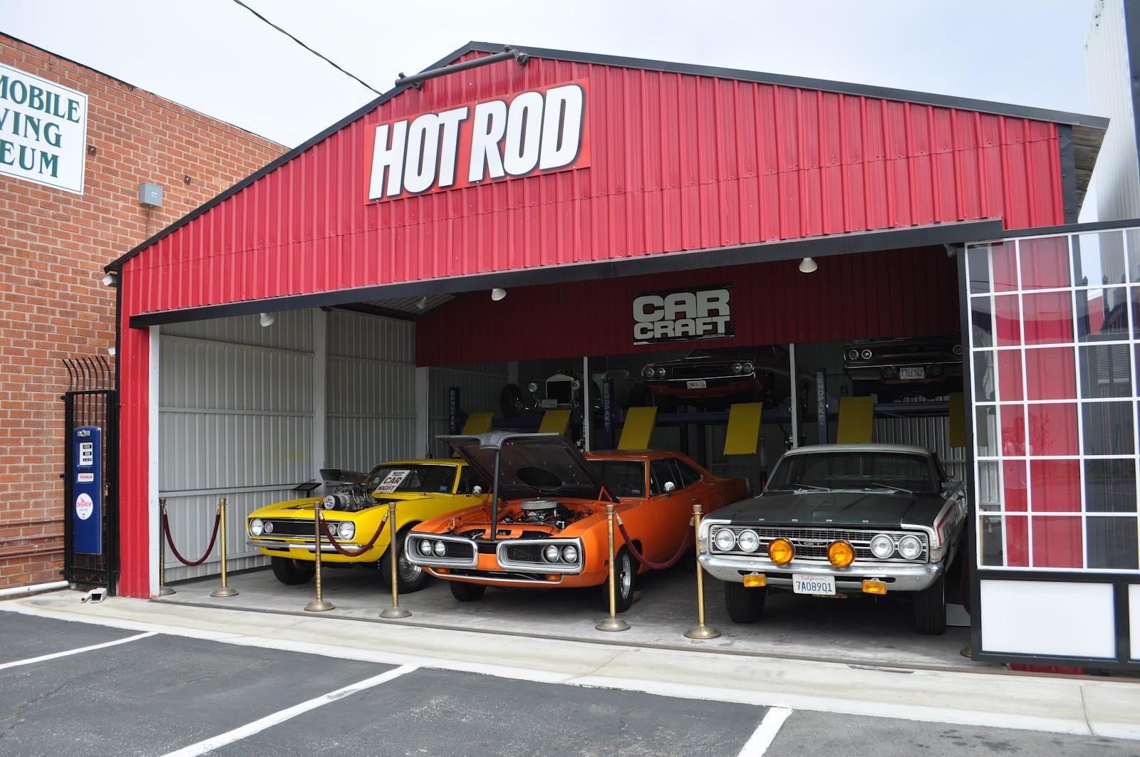 Classic Cars Authority Hot Rod Car Craft And The El Segundo - El segundo car show