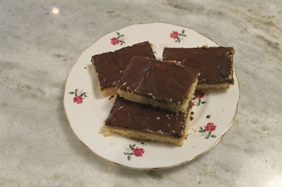 Baking Salted Caramel Slices Millionare Shortbread Recipe
