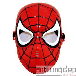 bán mặt nạ spiderman