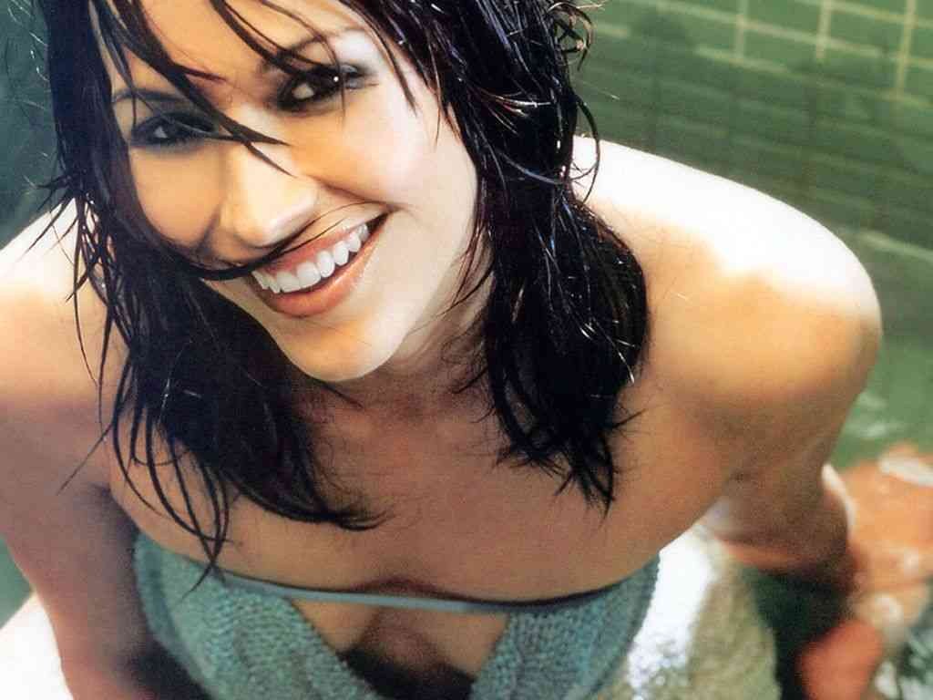 Brooke Langton couple