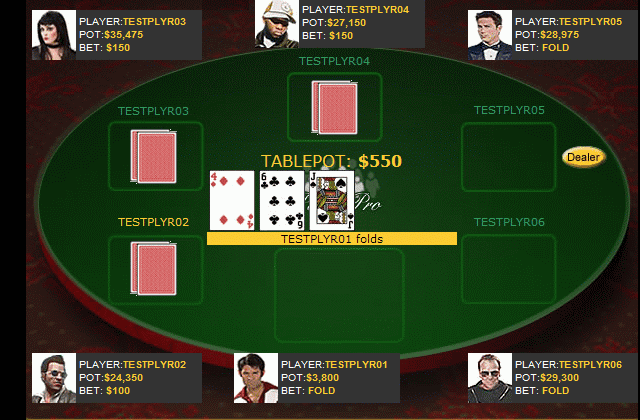 Can you gamble poker online