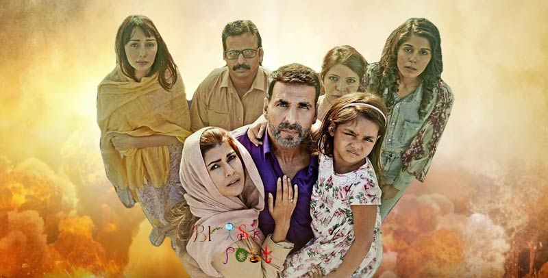 Actors Akshay Kumar and Nimrat Kaur starer Airlift movie cast