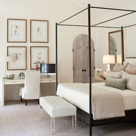 Copy Cat Chic Room Redo Serene Neutral Master Bedroom Copy Cat Chic Bloglovin
