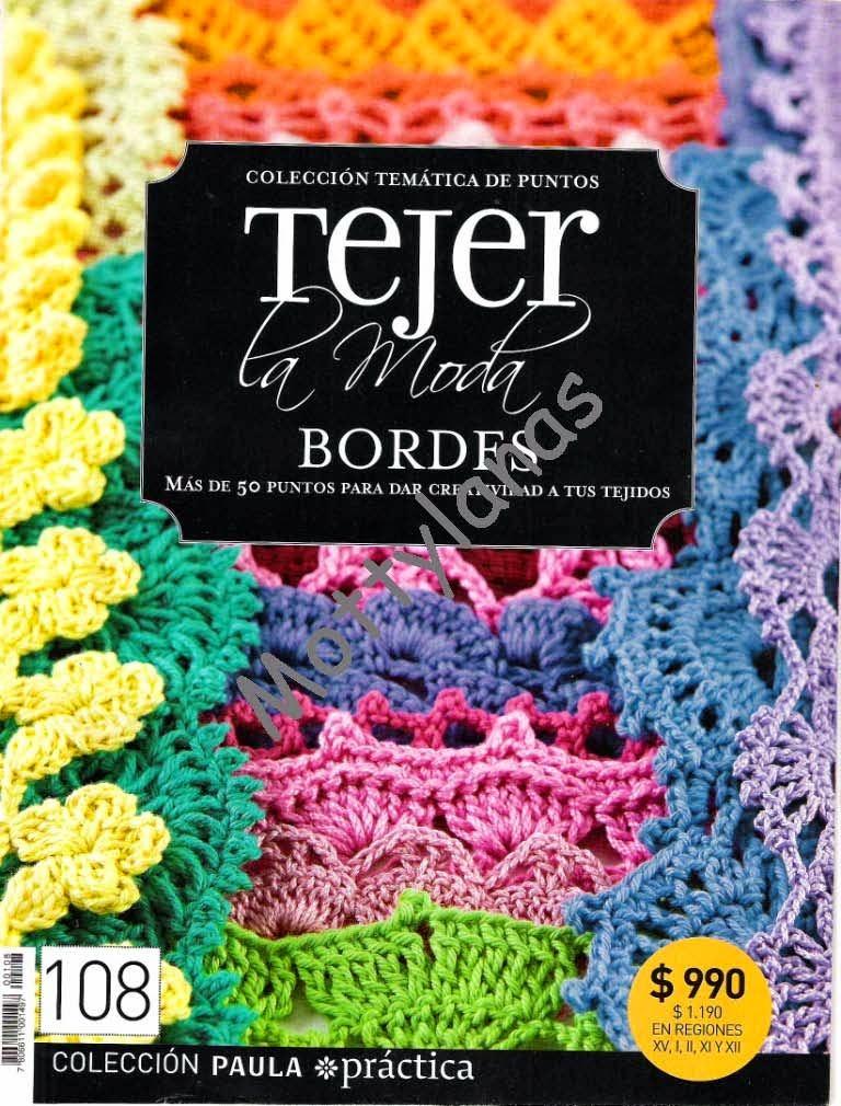 Muestras en crochet - Revistas de manualidades Gratis