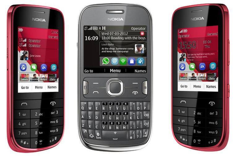 Daftar Harga Nokia Asha Juli 2012