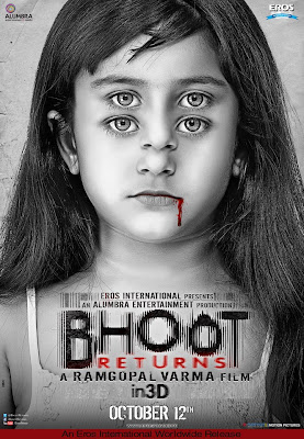 Bhoot Returns First Look Poster