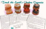 Set of 7 Major Chakra Orgonic Energy Devices