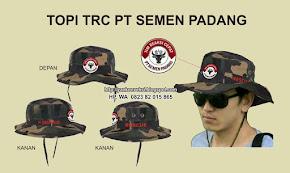 TOPI RIMBA LORENG TRC