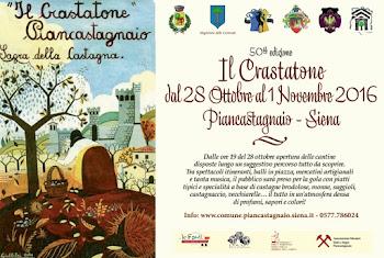 IL CRASTATONE Sagra della castagna a Piancastagnaio (SI)