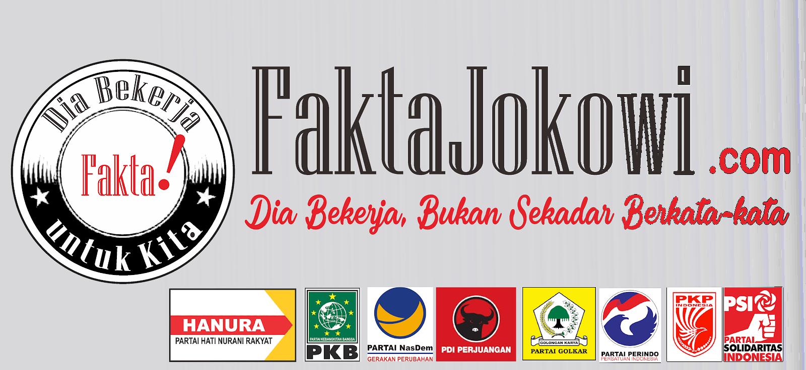 Fakta Jokowi