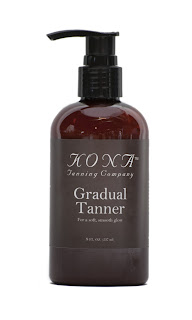 kona tanning best sunless gradual tanner lotion spray tanning solution HowToBeARedhead.com Reviews The Kona Tanning Gradual Tanner