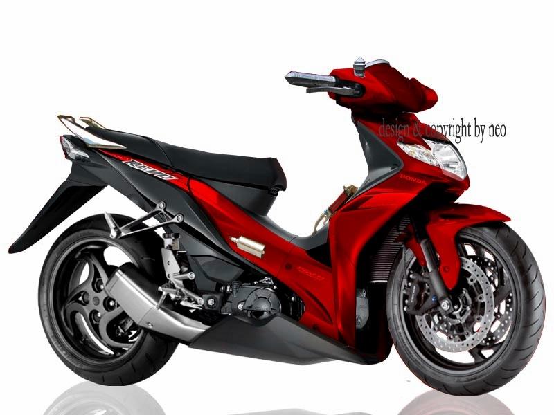 Modifikasi Honda Revo Terbaru title=