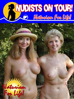 Nudist Bumper Stickers!