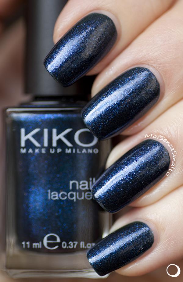 Kiko 522 Blu Zaffiro perlato