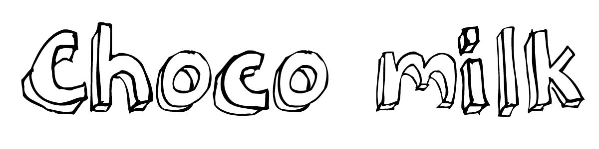 Choco Milk - blog modowy i fotograficzny.