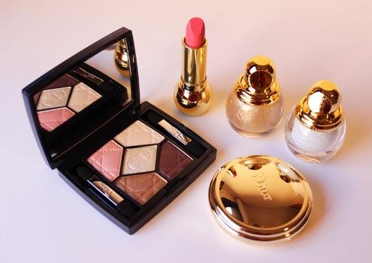 Golden Winter de Dior