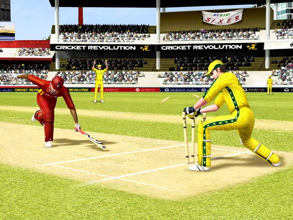 Cricket Revolution 2013 Latest Version Download Free