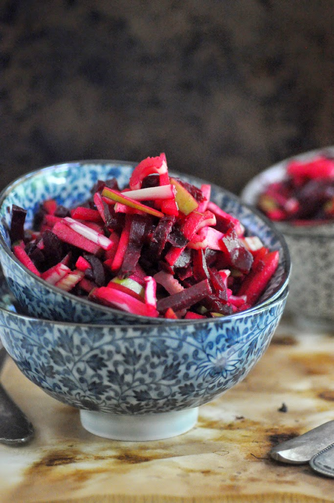 Beetroot Salad Salad of Beetroot Apples