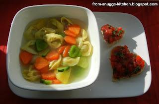 Suppe & Bruschetta: