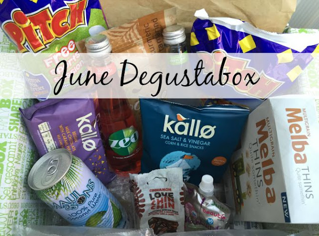 June Degustabox