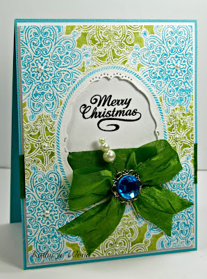 card, Christmas, ideas, Inspired by stamping, Just Rite, JustRite, lace oval, opulent ovals, shabby shutters, Spellbinders, time holtz, to make, tumbled glass,