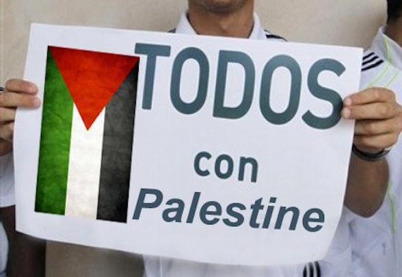 Israel Zionis Kecam Cristiano Ronaldo Kerana Bantu Palestin