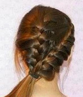 trenzas para cabello largo diy