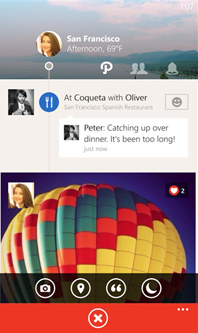 Path for Windows Phone - Technocratvilla.com