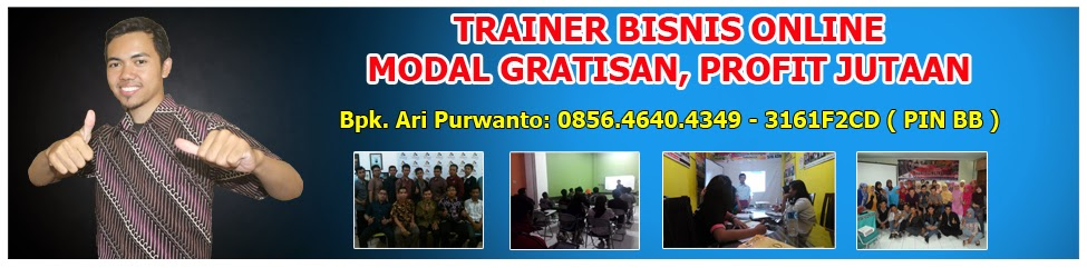 PEMBICARA BISNIS ONLINE, PEMBICARA INTERNET MARKETING, KURSUS INTERNET MARKETING, PRIVAT INTERNET MARKETING, PAKAR BLOG MARKETING,