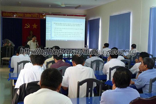 học nghiệp vụ an toàn lao động tại Hà Nội