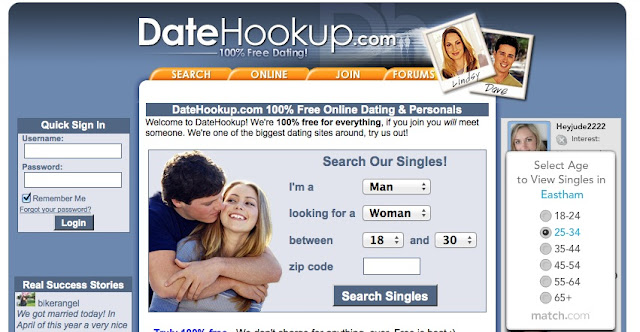 Credit card dating site
