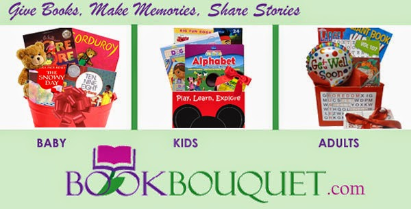 BookBouquet.com gifts for babies, children and adults
