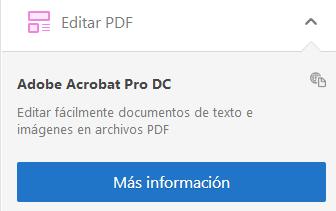 Abrir con Adobe Acrobat pro