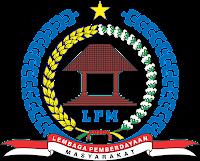 Logo Vector Lembaga Pemberdayaan Masyarakat LPM