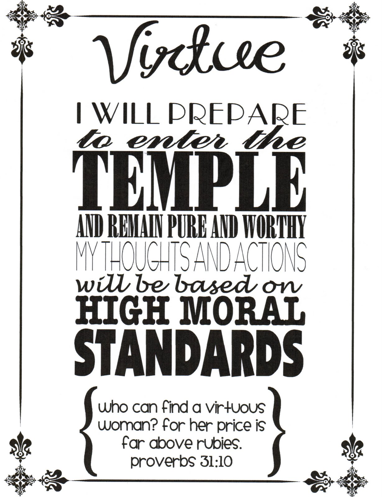 Adorable antics getting our yw personal progress organized book of mormon reading chart to go with virtue buycottarizona Image collections