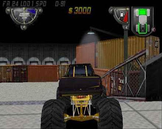 Free Download Games Monster Jam Maximum Destruction PS2 ISO Full Version