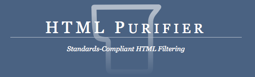 HTML Purifier