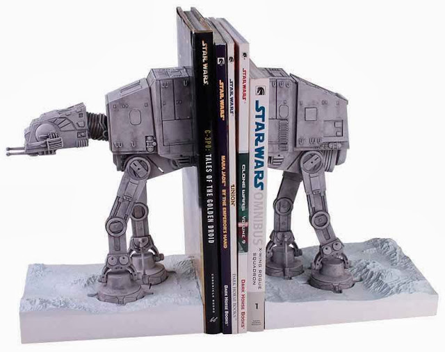 Sujetalibros At-At Walker Star Wars