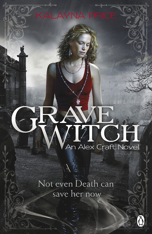 Grave Dance by Kalayna Price (Urban fantasy) title=