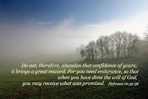 Hebrews 10:35-36