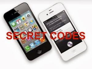 Apple iPhone's secret code