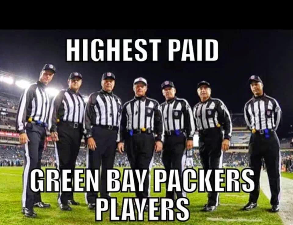 Highest paid green bay packers Players