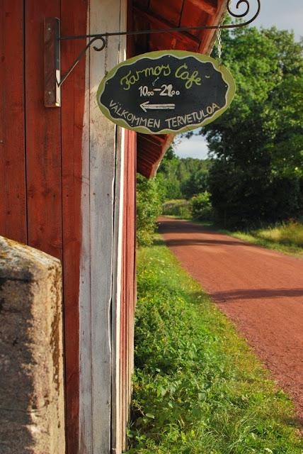Högsåran Farmors Cafe - Aukioloajat