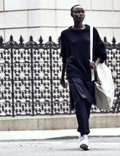 Grace Bol by Julia Noni for T Style Mag Travel Issue Fall 2013