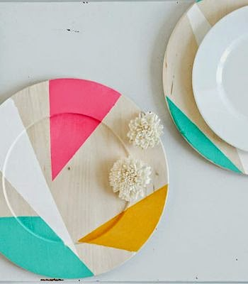 Makers + Shakers Meet Confetti Pop chargers